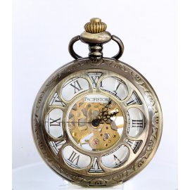 MONTRE STEAMPUNK MECANIQUE