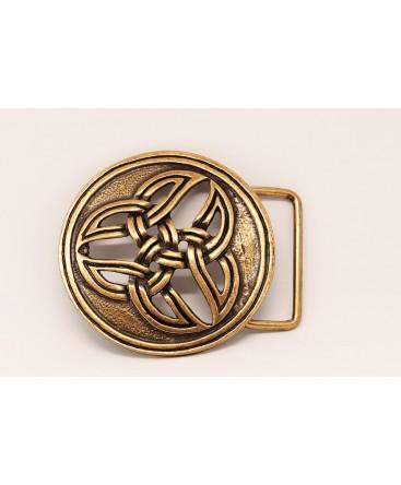 boucle de ceinture bronze avec motifs celtes 7b99291a6cb