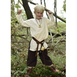 Medieval Tunic Arn for Children, natural-coloured