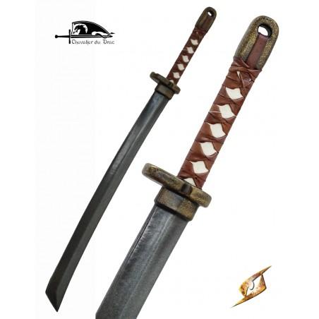 le katana, une arme légendaire pour un guerrier de légende