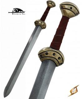 Ce long glaive romain est innspiré de la spatha germanique