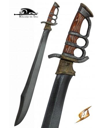 Ce sabre étrange va épouvanter vos ennemis