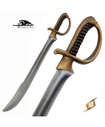 Ce sabre de cavalerie conviendra pour armer un pirate