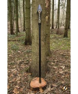 LANCE RUNIQUE EN LATEX - 190cm