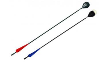 Choisir un type de flèche à bout rond ou à bout plat?